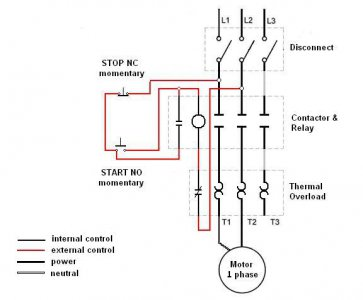 Wiring Diagram As Well Square D 3 Phase Mag likewise Wiring Diagram For Square D Contactor as well Can You Use A 3 Phase On Off Switch With Single Phase Power also Mack Cv713 Wiring Diagram besides bination Starter Wiring Diagram. on furnas motor starter wiring diagram