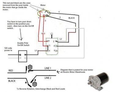 dayton drum switch wiring diagram dayton image switch wiring diagram getting reverse to work on a 120v split phase motor a drum on dayton drum