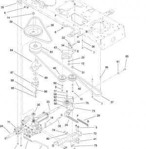 T25839560 Carburetor linkage model 31p777 0299 e1 moreover Wiring Diagram For Lawn Mower Ignition The Wiring Diagram additionally John Deere 425 Engine Diagram likewise S 66 John Deere D160 Parts additionally John Deere 425 Parts Diagram. on wiring diagram for john deere 455