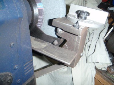 Homemade Grinder Tool Rest The Hobby Machinist Forum