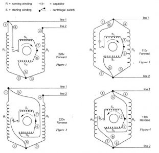 Peerless Electric Motor Drum Switch And Ground | The Hobby ...