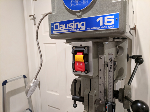 Clausing Drill Press (new to me) | Page 3 | The Hobby-Machinist