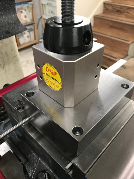 PM1340 Solid Tool Post For Dorian BXA QC