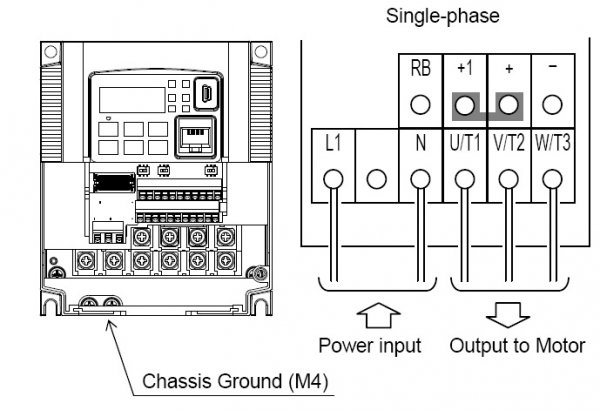 pm1340gt lathe basic vfd control conversion using the