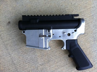 80% AR15 Lower Completion | The Hobby-Machinist