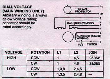 Westinghouse electric motor | The Hobby-Machinist on 12 lead motor diagram, 6 lead motor diagram, 6 wire motor connection, 6 wire 3 phase motor wiring, 12 wire motor diagram, 9 lead motor connection diagram, electric motor connection diagram, 9 wire motor diagram, series motor diagram, 6 wire stepper circuits,