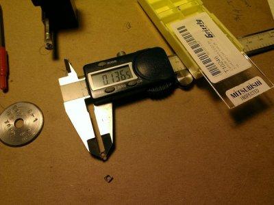 16 mm Cutting Diameter 4-Flute Carbide Straight Shank WIDIA Hanita 40141600T056 VariMill 4014 GP Rough//Finish End Mill RH Cut 0.3 mm Chamfer TiAlN