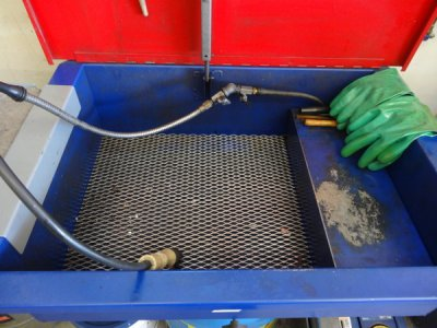 Parts Washer Tank | The Hobby-Machinist