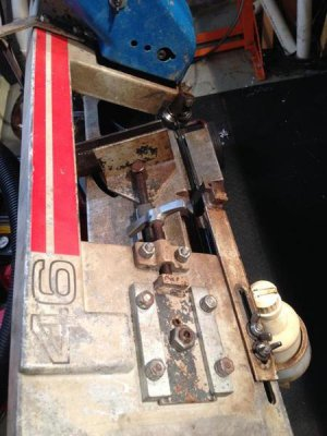 Band Saw Blade Keeps Coming Off | The Hobby-Machinist