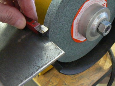 A Very Inexpensive Way To Sharpen Brazed Carbide Lathe