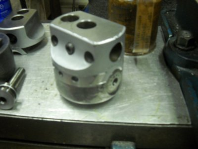 CRITERION DBL-202 BORING HEAD REPLACEMENT HEAD