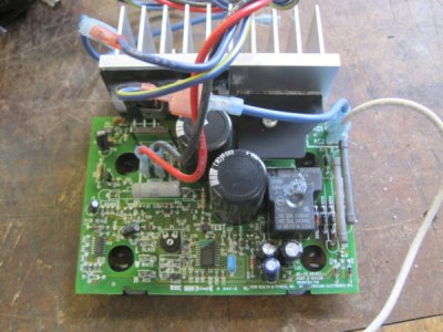 Treadmill MC70 Controller | The Hobby-Machinist
