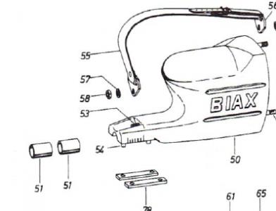biax scraper repair/rebuild | The Hobby-Machinist