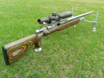 My first rifle build on my Grizzly GO709 (50 BMG) | The