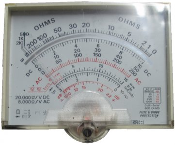 Capacitor Tester (don't throw away that old multimeter