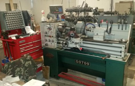 Clausing Lathe 12X36 | The Hobby-Machinist