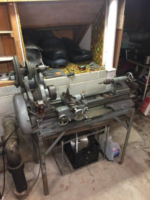 "Atlas 10"" lathe I D  Help  