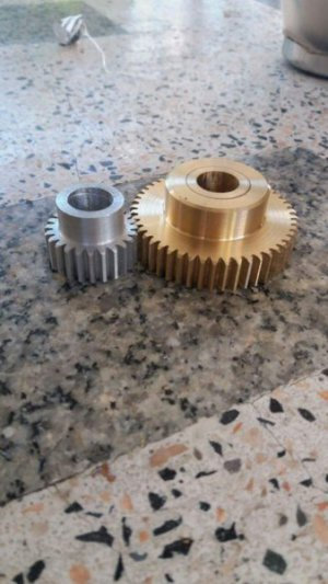 Gear cutting from scratch   The Hobby-Machinist