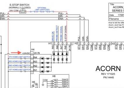 PM-940m CNC - VS Motion Controller Conversion to Centroid Acorn