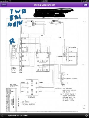 attached is a pic of the wiring diagram for the door operator  any ideas on  how to maintain the functionality of the stop switches and remote door  opener