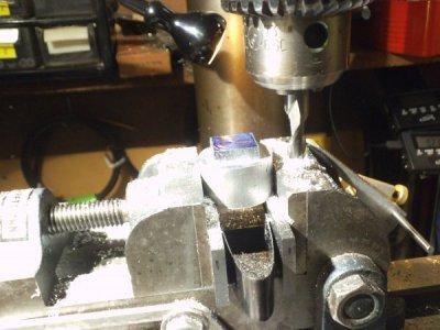 milling the MT1 side flange.jpg