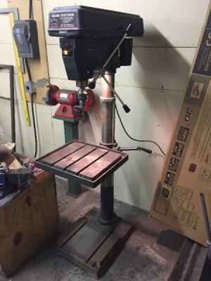 Cool Need Advice What Floor Standing Drill Press Should I Buy Machost Co Dining Chair Design Ideas Machostcouk