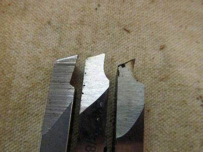 """7 New ETM Israel Super Cobalt HSS Square Lathe Cutter Tool Bits 3//8/"""" x 3/"""""""