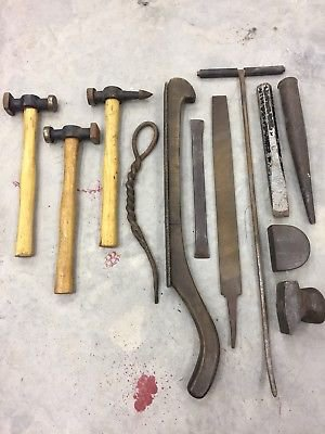 Vintage-Auto-Body-Shop-Tools-Hammers-Dolly-Dollie.jpg