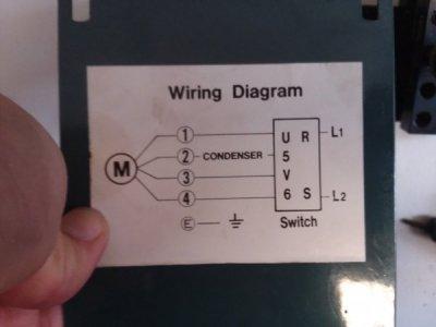 Enco Lathe Wiring Diagram from www.hobby-machinist.com