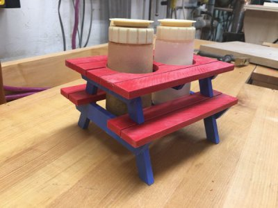 2018.08.28 - Inspire Creativity using Plasti - bench1.JPG