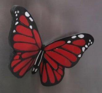2018.09.25 -Amazing butterfly - fridge magnet.JPG