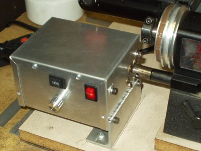 Sherline Gear-Driven Power Feed | The Hobby-Machinist