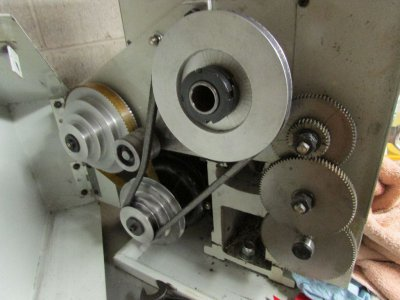 Gear changes on Lathemaster help | The Hobby-Machinist
