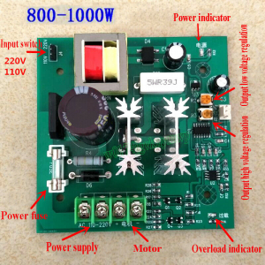 MC-60 PWM Controller Modifications | The Hobby-Machinist