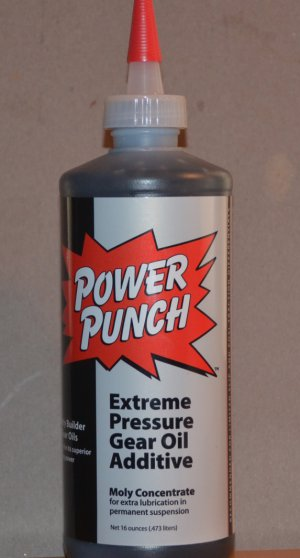 Power Punch EP Gear Oil Additive - How Much Do You Use? | The Hobby