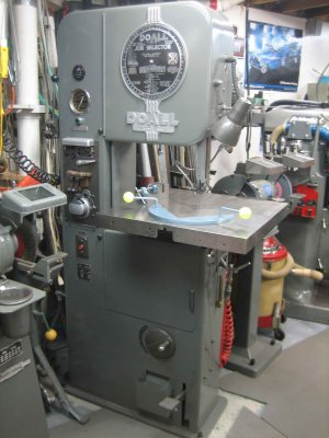 Need Band Saw Information | The Hobby-Machinist