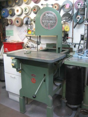 Need Band Saw Information   The Hobby-Machinist
