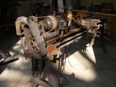 Help identify this 1920's south bend lathe | The Hobby-Machinist
