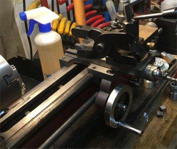 Metalworking Equipment TTC 0-2-1/4
