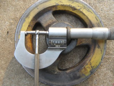 pulley repair | The Hobby-Machinist