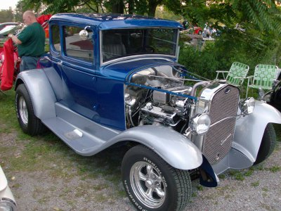 Ford 1930 Model A wiring diagrams for 6 volt and 12 volt ...