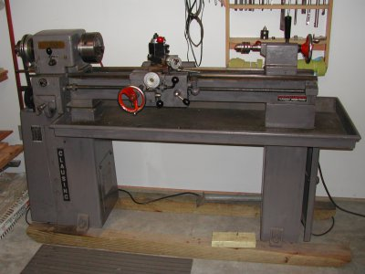 Clausing 4912 Lathe | The Hobby-Machinist