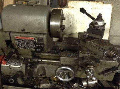 New To Me Atlas 3996 12 X 36 Lathe | The Hobby-Machinist