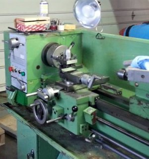 Old Cq 6230 Lathe - Same As Grizzly 4003 ?? | The Hobby