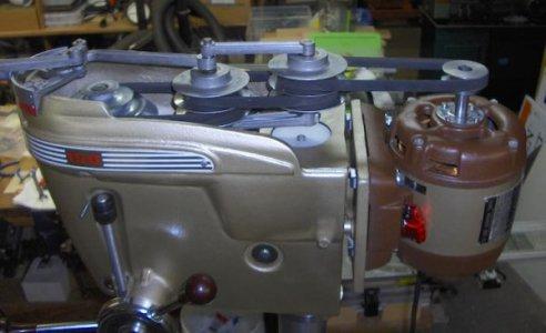 Vintage Craftsman 150 Drill Press - Restore/refurb | The Hobby-Machinist