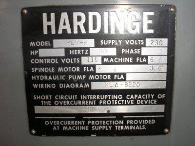 Hardinge Electrical Serial # locations 001.JPG