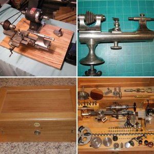 Watchmaker Lathes