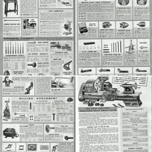 1945 Atlas catalog, the 618 section