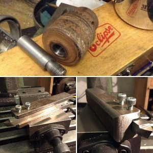 Lathe tool holders