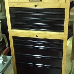 Bamboo tool chest [closed]